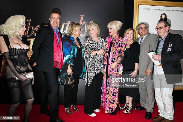 Amanda Lepore Producer Damian Jones Jennifer Saunders Director Mandie Fletcher Joanna Lumley Fox Searchlight Presidents Nancy Utley and Steve Gilula...