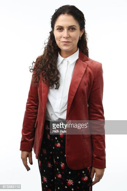 Amanda Lipitz attends the AFI FEST Doc Roundtable at Hollywood Roosevelt Hotel on November 12 2017 in Hollywood California