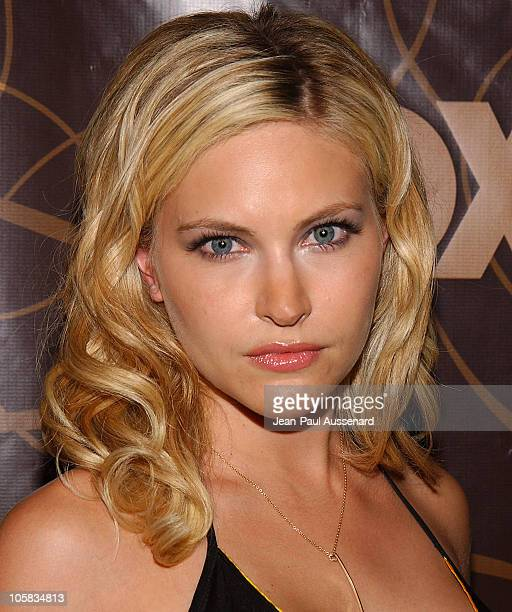 Amanda Loncar during FOX Television 2006 TCA Winter Party at Citizen Smith in Hollywood California United States