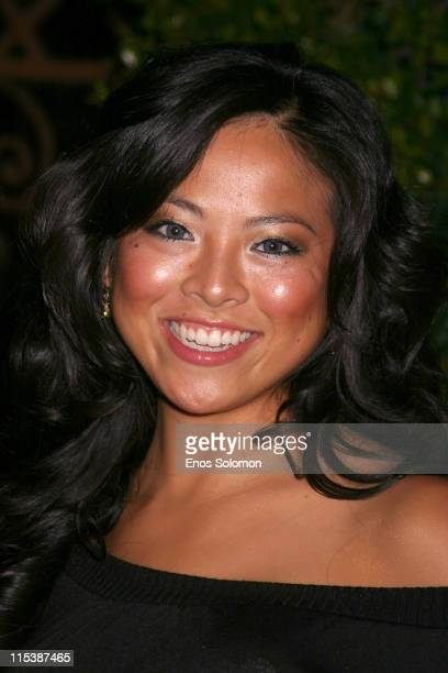 Amanda Ly during Playboy Magazine October 2005 Cover Release Party at Montmarte Hotel in Beverly Hills California United States