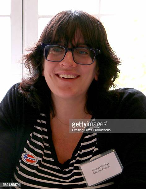 Amanda Marshall attends Fast Track Sessions during the 2016 Los Angeles Film Festival at The Culver Hotel on June 7 2016 in Culver City California