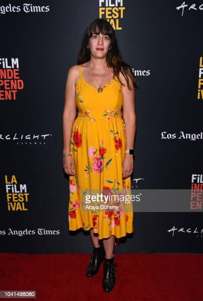 Amanda Marshall attends the screening of 'You Can Choose Your Family' during the 2018 LA Film Festival at ArcLight Culver City on September 26 2018...