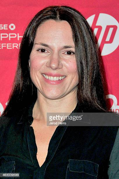 Amanda McBaine attends 'The Overnighters' Premiere 2014 Sundance Film Festival at Temple Theater on January 17 2014 in Park City Utah