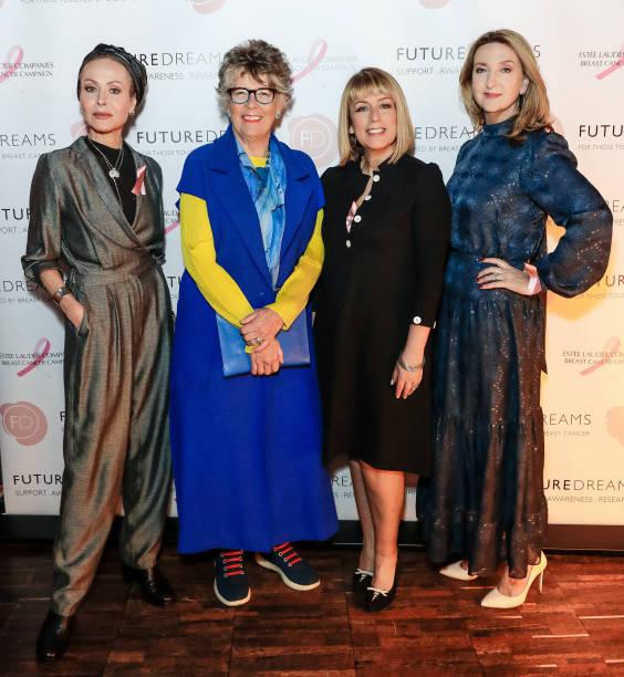 GBR: Future Dreams International Women's Day Tea At The Arts Club