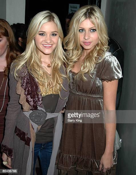 Amanda Michalka and Aly Michalka of Aly AJ