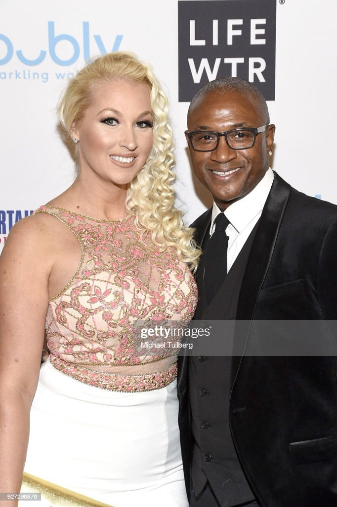CA: Byron Allen's Oscar Gala Viewing Party To Support The Children's Hospital Los Angeles - Arrivals