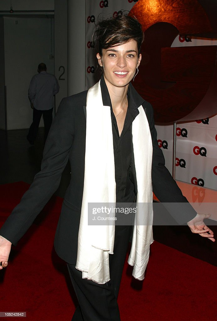 Amanda Moore during GQ Celebrates September Debut Issue Under New Editor and Chief Jim Nelson at Hudson Studios in New York, New York, United States.