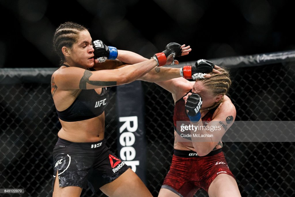 UFC 215: Nunes v Shevchenko 2 : News Photo