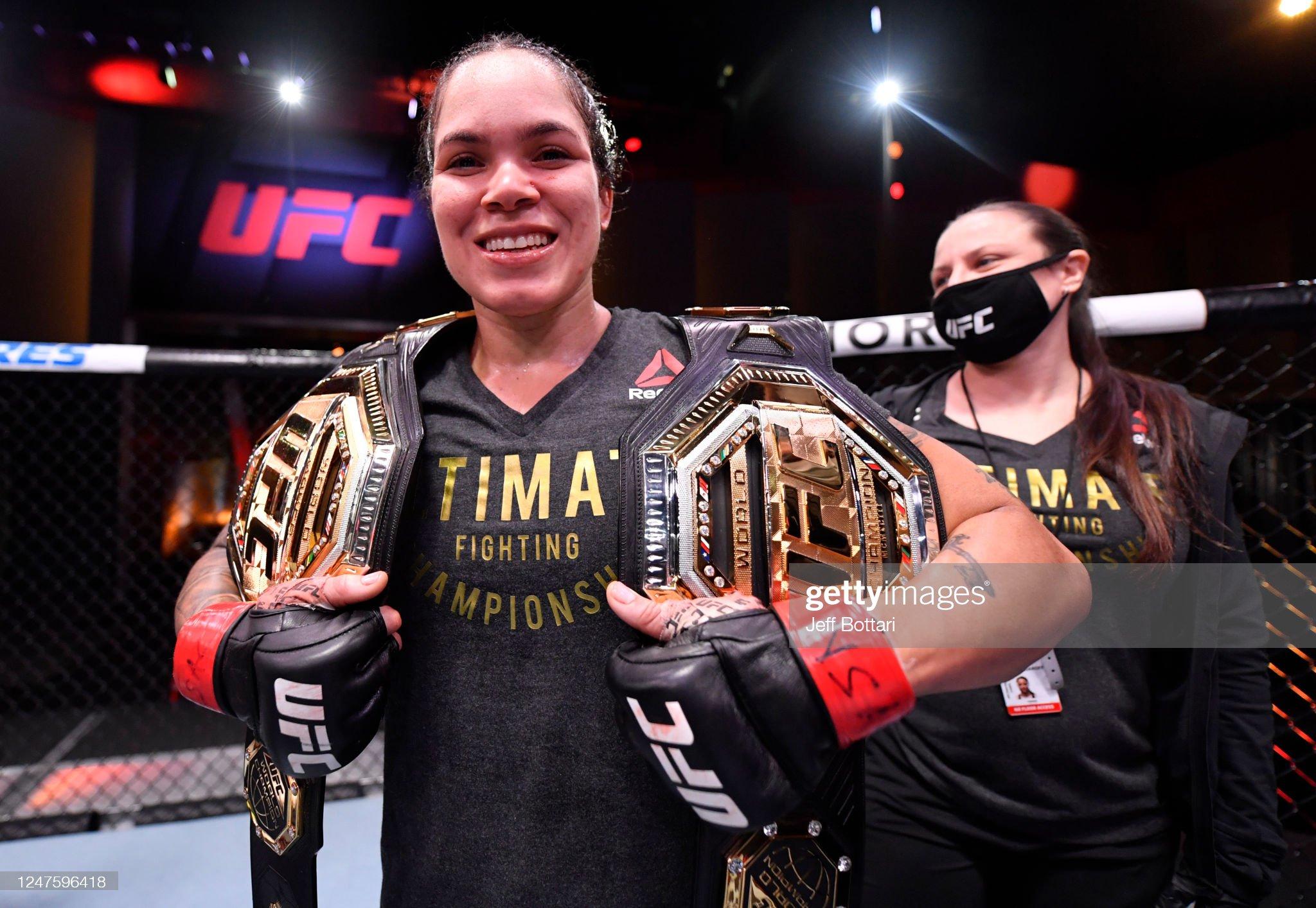 UFC 250: Nunes vs Spencer : News Photo