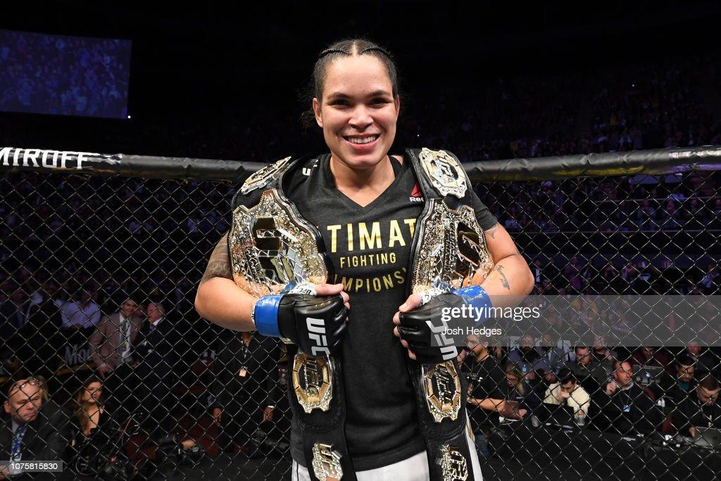 UFC 232: Cyborg v Nunes : News Photo
