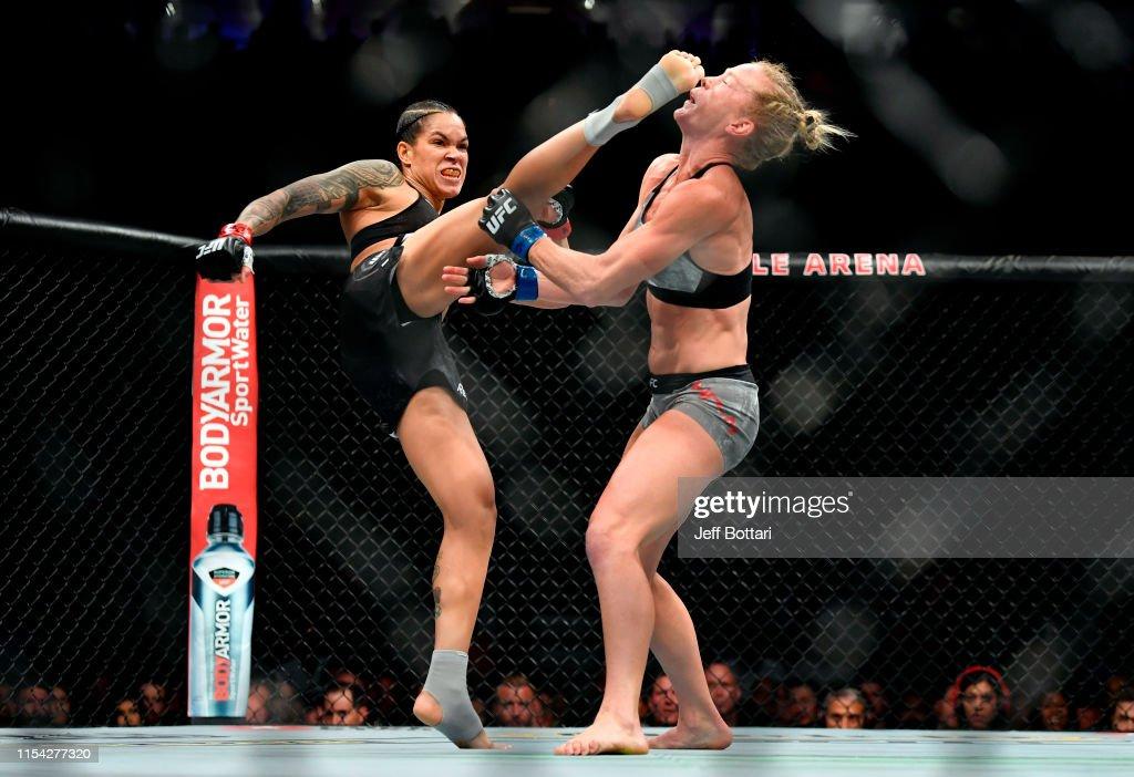 UFC 239: Nunes v Holm : News Photo
