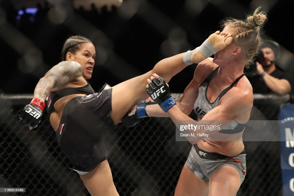 UFC 239 Nunes v Holm : News Photo