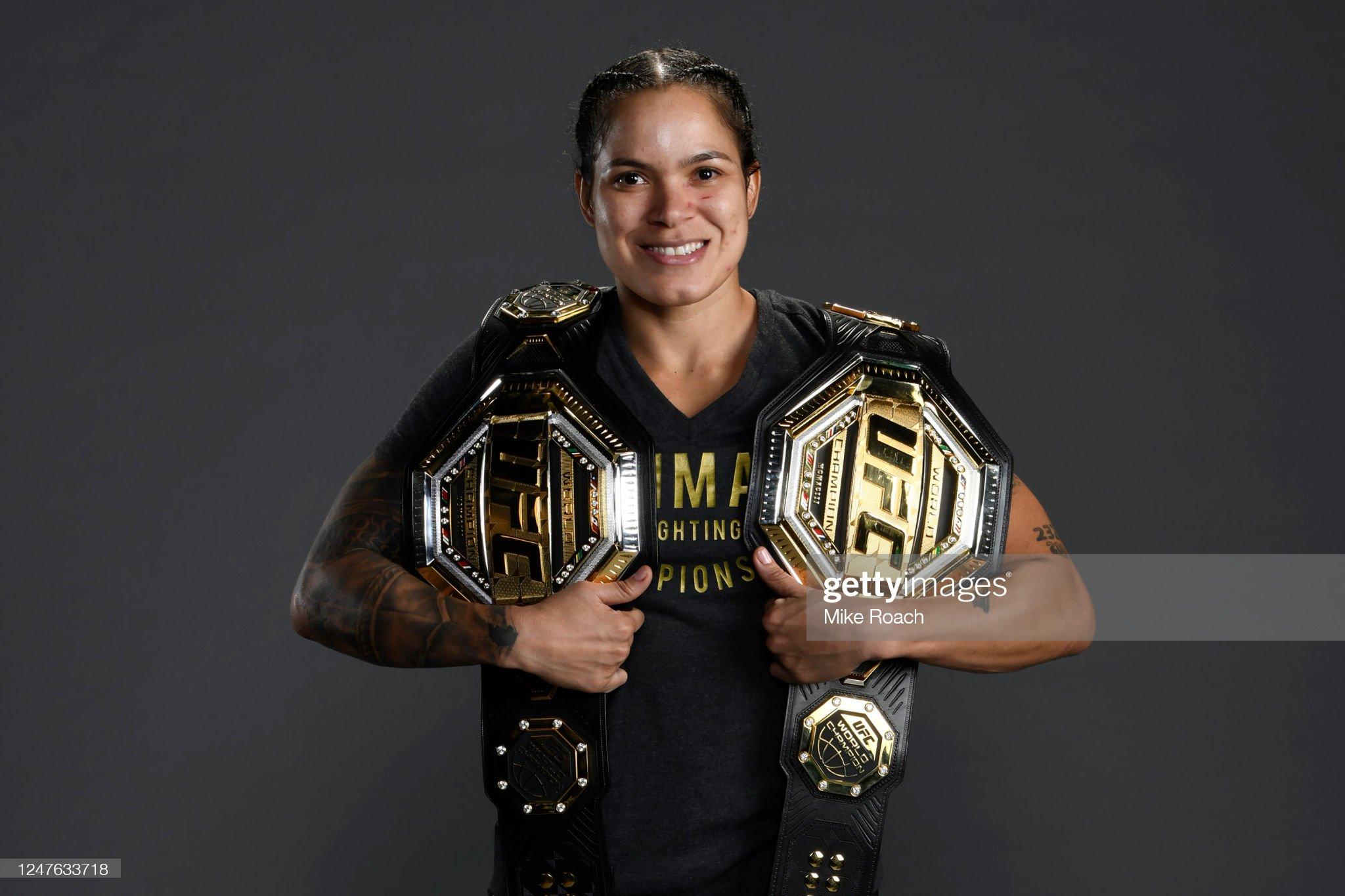 UFC 250: Nunes v Spencer : News Photo