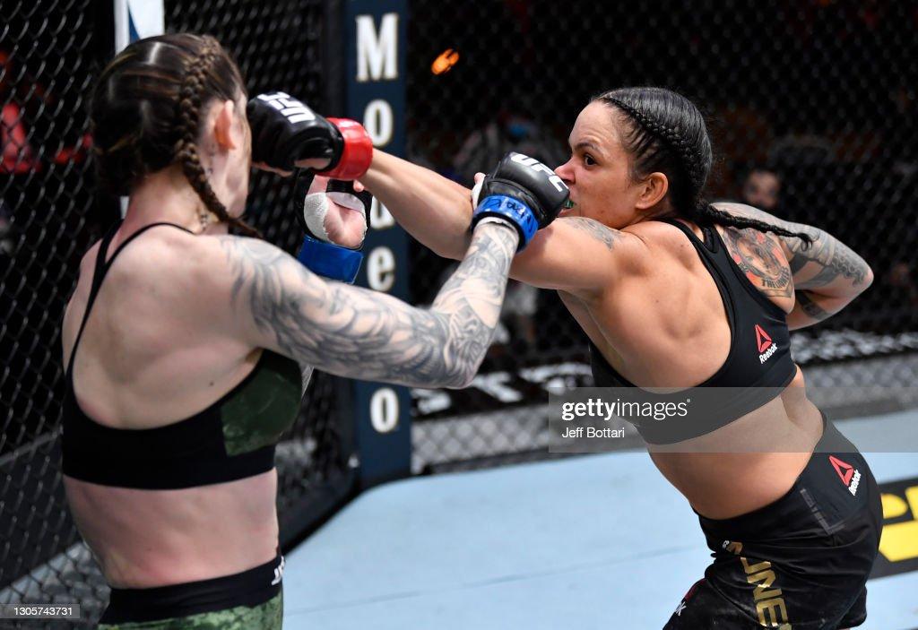UFC 259: Nunes v Anderson : News Photo