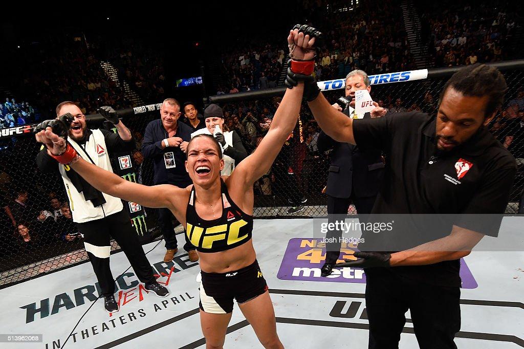 UFC 196: Nunes v Shevchenko : News Photo