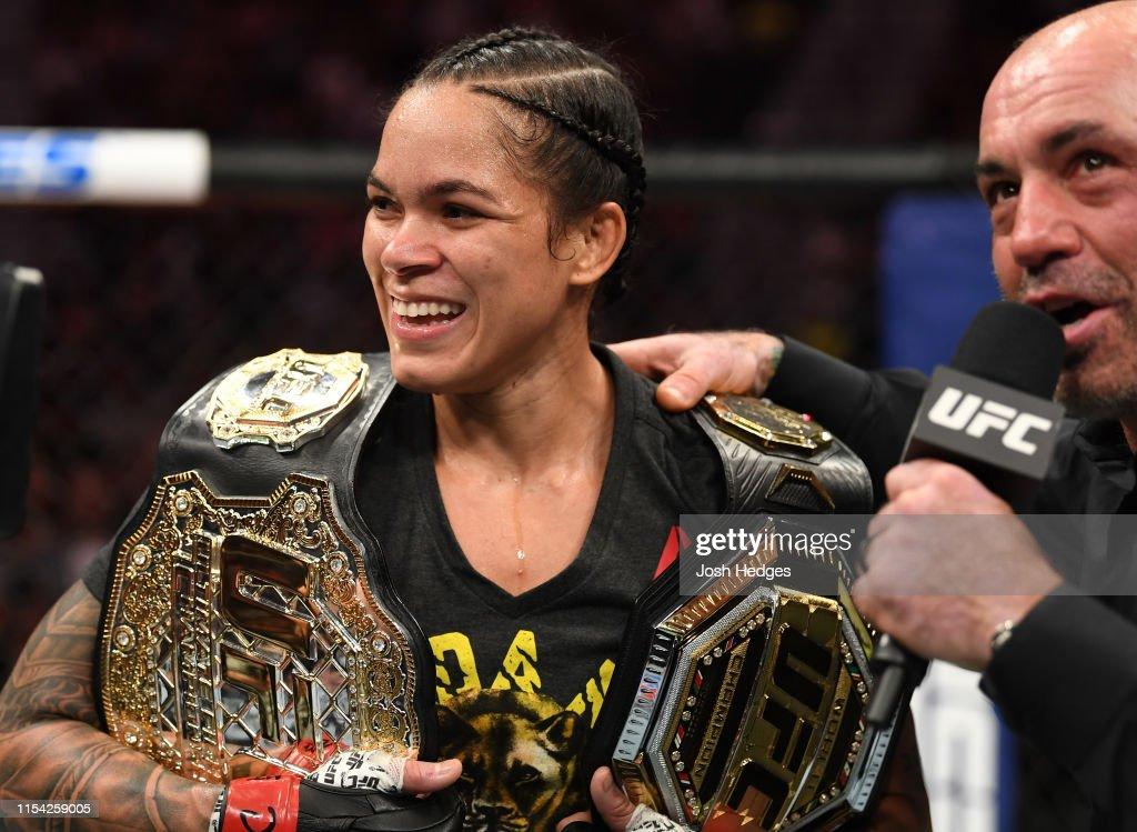 UFC 239: Nunes v Holm : Foto jornalística
