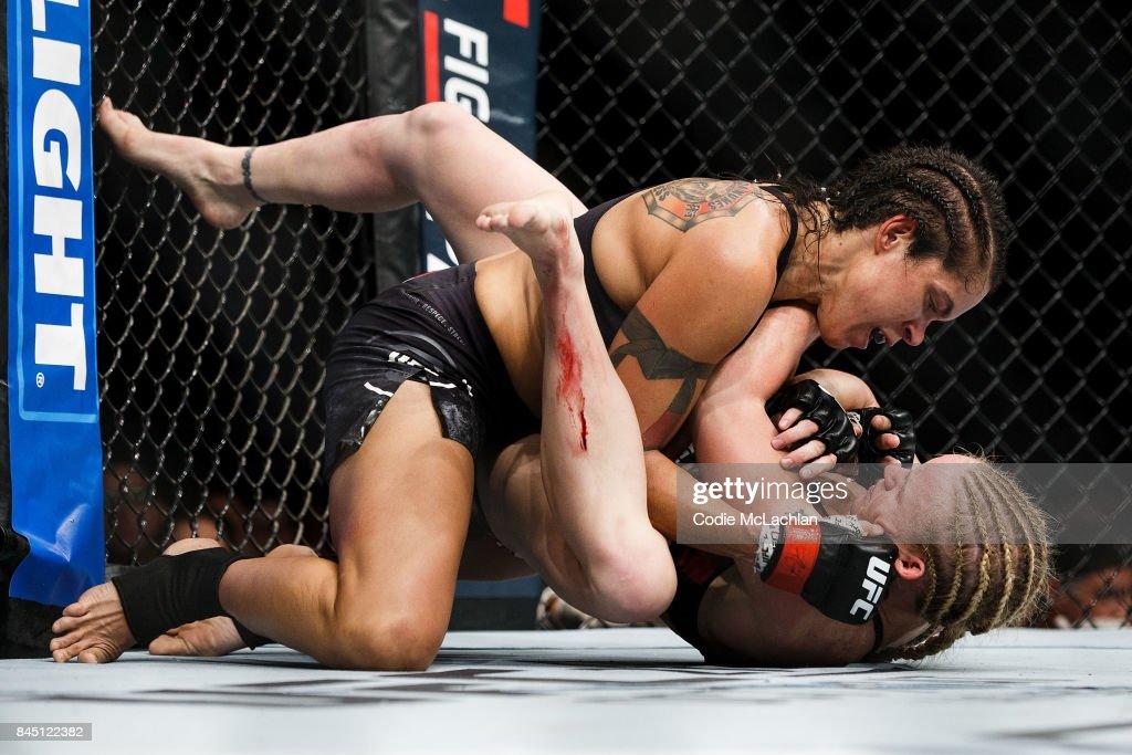 UFC 215: Nunes v Shevchenko 2 : News Photo