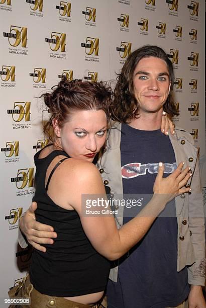 Amanda Palmer and Brian Viglione Dresden Dolls