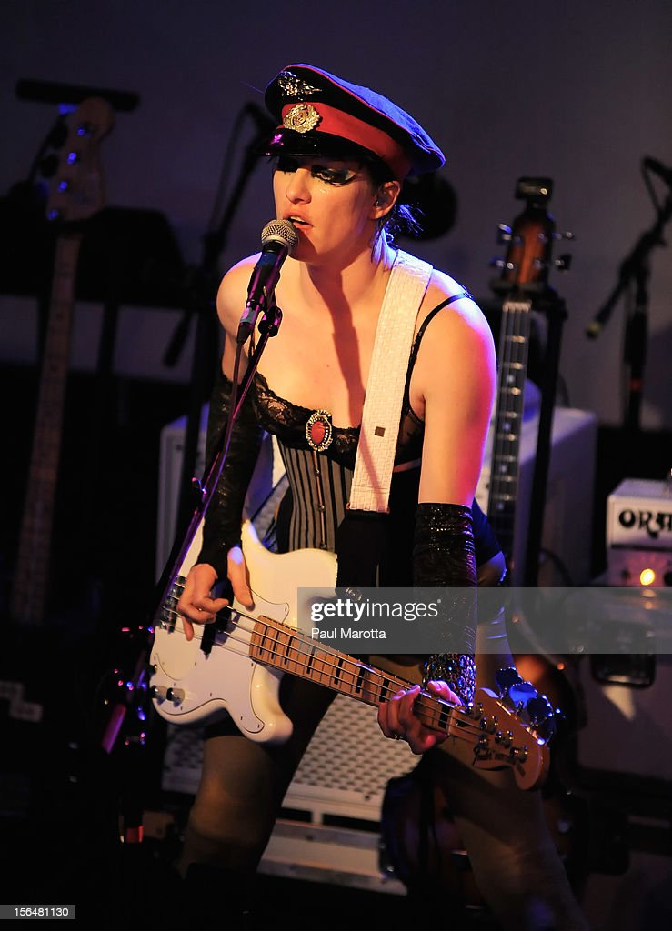Amanda Palmer and The Grand Theft Orchestra perform at The