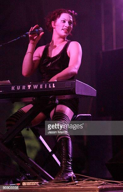 Amanda Palmer of The Dresden Dolls