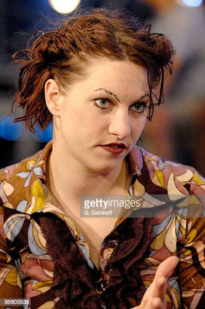 Amanda Palmer of The Dresden Dolls