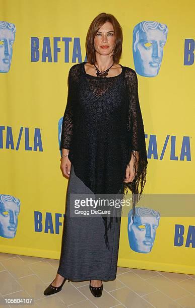 Amanda Pays during 12th Annual BAFTA/LA Britannia Awards at Century Plaza Hotel in Century City California United States