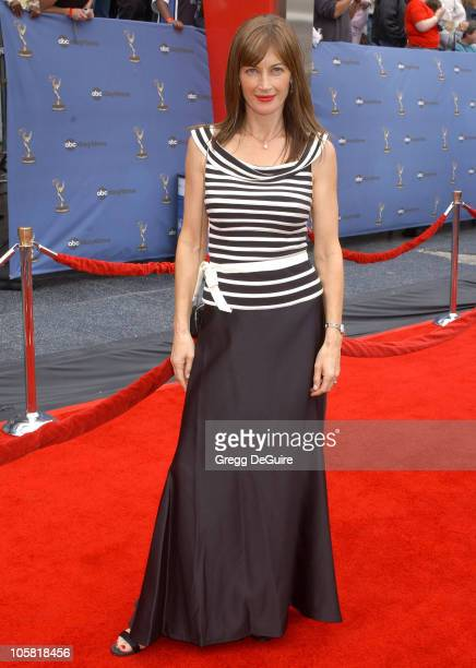 Amanda Pays during 33rd Annual Daytime Emmy Awards Arrivals at Kodak Theatre in Hollywood CA United States