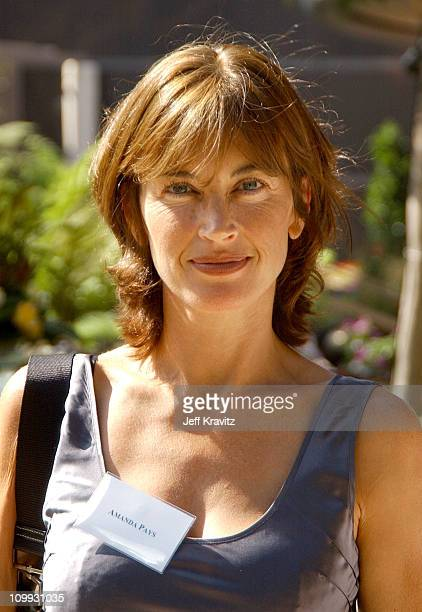 Amanda Pays during The 1st Annual BAFTA/LA ATAS Emmy Tea Party at St Regis Hotel in Los Angeles California United States