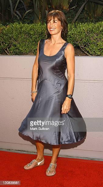 Amanda Pays during The 1st Annual BAFTA/LA ATAS EMMY Tea Party at St Regis Hotel in Century City California United States