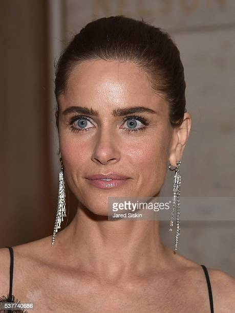 Amanda Peet attends as CHANEL Fine Jewelry Celebrates The New York Public Library Treasures Collection at The New York Public Library on June 2 2016...