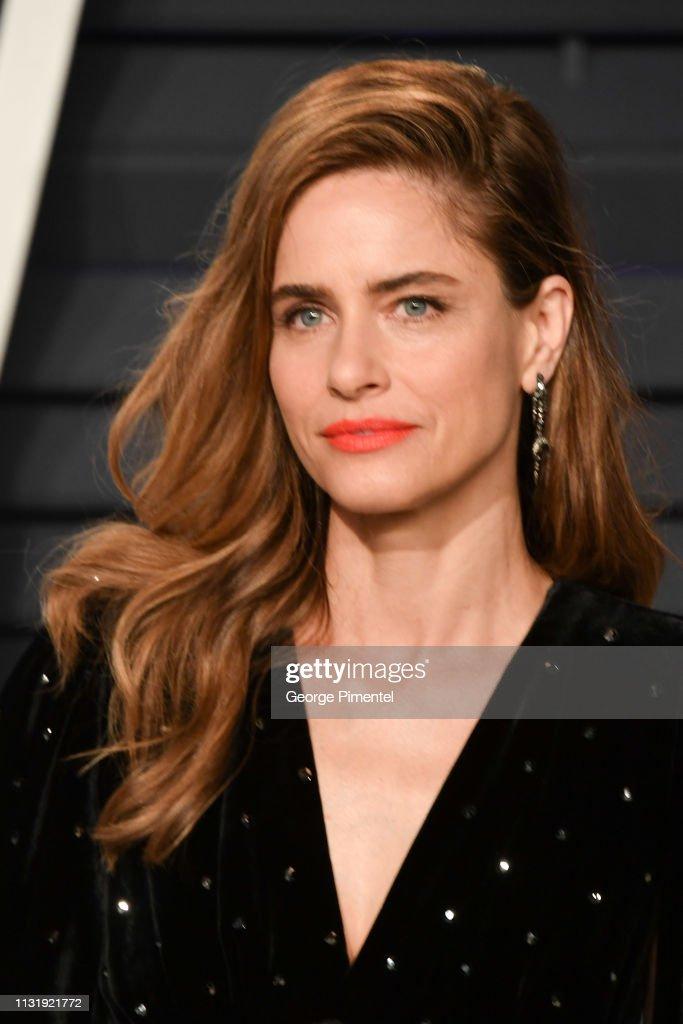 2019 Vanity Fair Oscar Party Hosted By Radhika Jones - Arrivals : Nieuwsfoto's