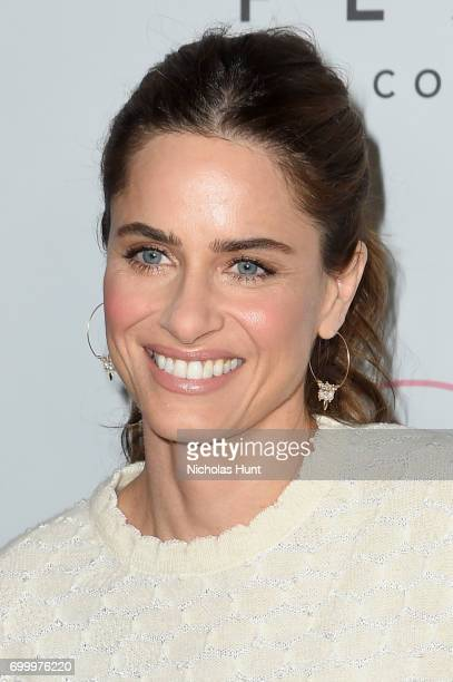 Amanda Peet attends The Beguiled New York Premiere at The Metrograph on June 22 2017 in New York City