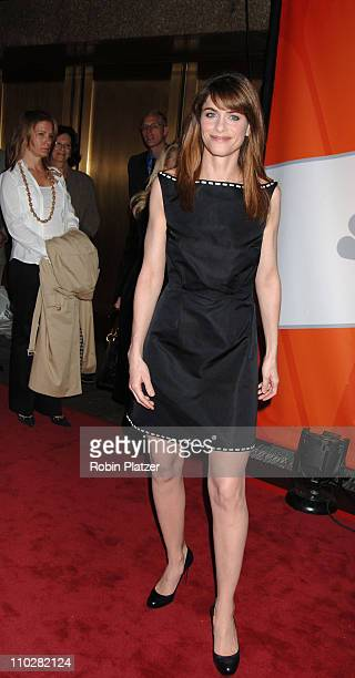 Amanda Peet during NBC 20062007 Primetime Upfront at Radio City Music Hall in New York City New York United States