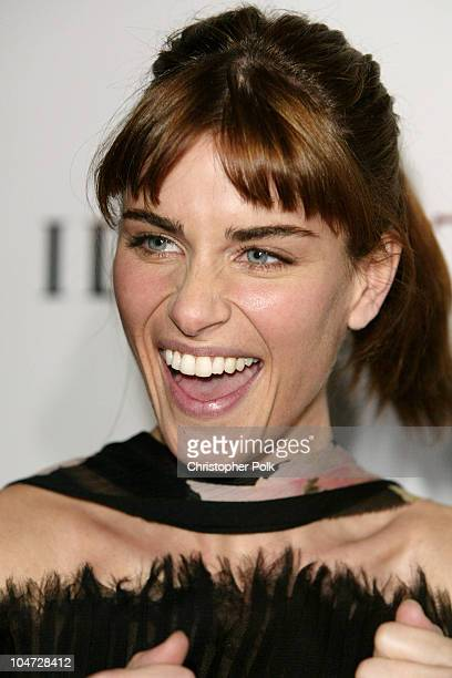 Amanda Peet during World Premiere of Identity at Grauman's Chinese Theatre in Hollywood California United States