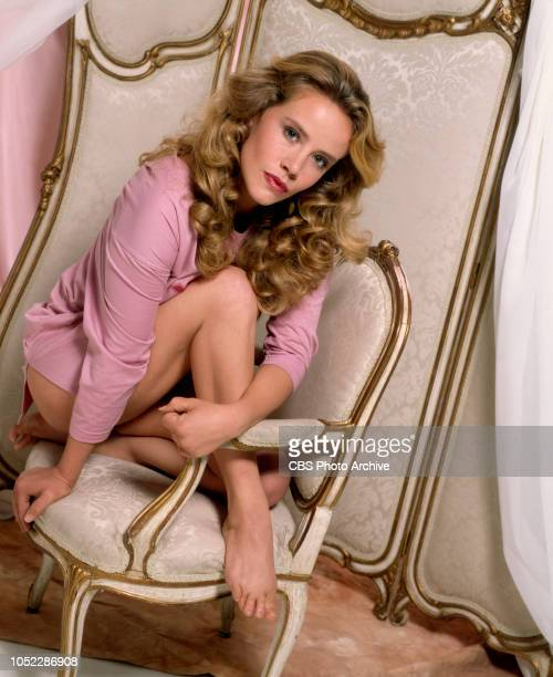 Amanda Peterson stars as Abigail Baywood a college student in 'Posing Inspired by Three Real Stories' a made for TV movie Originally broadcast...