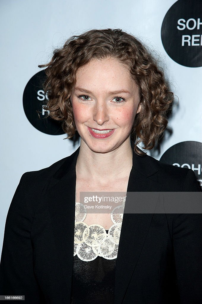 Amanda Quaid attends Soho Rep's 2013 Spring Gala on April 8, 2013 in New York, United States.