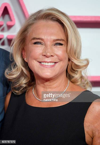 Amanda Redman attends the ITV Gala at London Palladium on November 24 2016 in London England