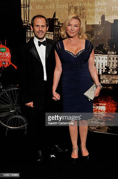 Amanda Redman attends 'The Specsavers Crime Thriller Awards 2010' at the Grosvenor House Hotel on October 8 2010 in London England