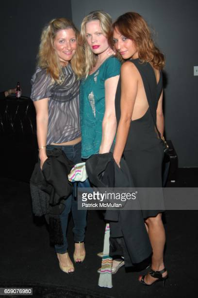 Amanda Reno guest and guest attend Bryan Rabin Kelly Cole and Ian Cripps Present Diamond Dogs at hwood on April 9 2009 in Hollywood California
