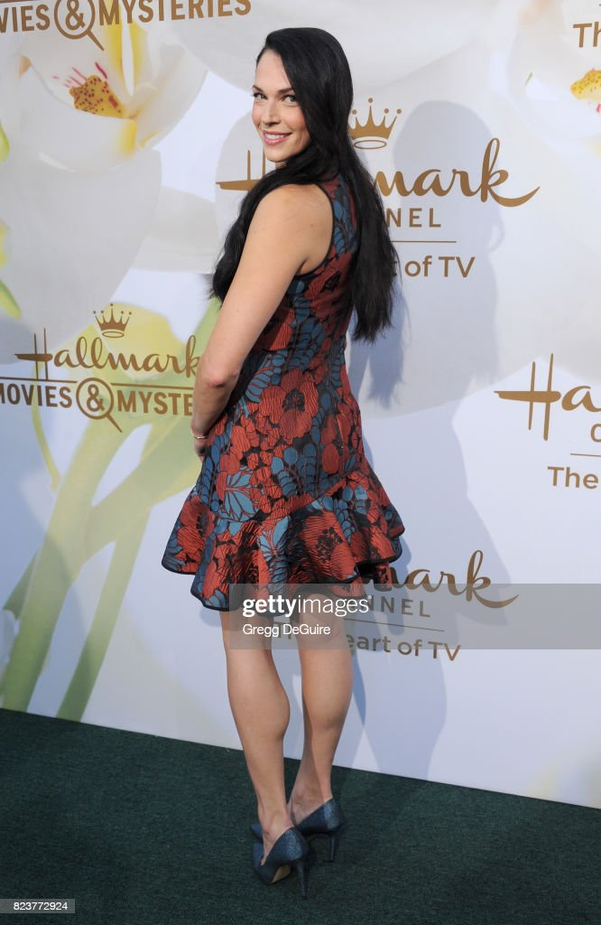 2017 Summer TCA Tour - Hallmark Channel And Hallmark Movies And Mysteries - Arrivals