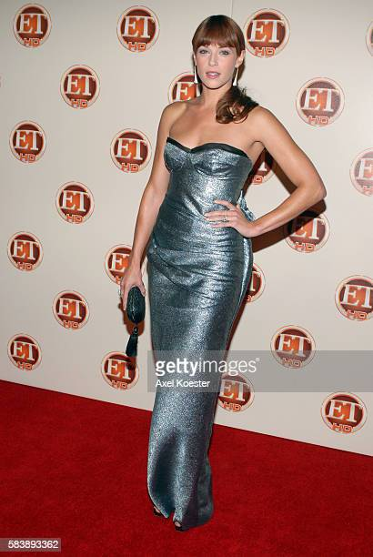 Amanda Righetti at the Entertainment Tonight Post Emmy® party held at the Vibiana in Los Angeles