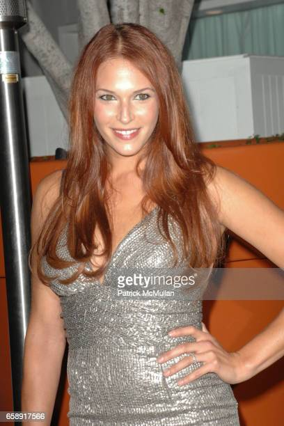 Amanda Righetti attends NYLON Magazine Celebrates Their Fall TV Fashion Issue Featuring Anna Paquin at Skybar at the Mondrian on August 24 in Los...