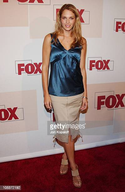 Amanda Righetti during 2004 Fox Fall Season Party at Central in West Hollywood California United States