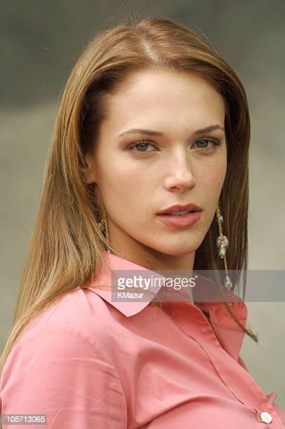 Amanda Righetti during 2005/2006 FOX Primetime UpFront in New York City New York United States