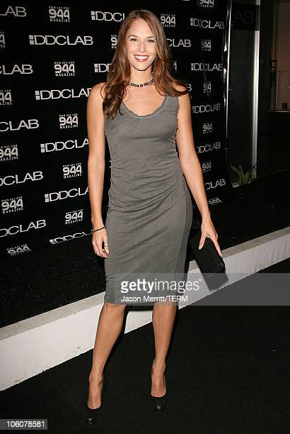 Amanda Righetti during DDCLAB LA Boutique Opening June 6 2006 at DDCLAB in Los Angeles California United States
