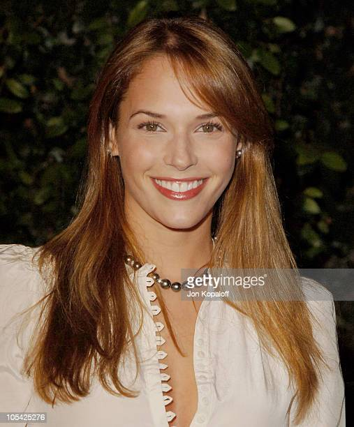 Amanda Righetti during Nautica Details Magazine 'Next Big Things' Party at Hollywood Roosevelt Hotel in Hollywood California United States
