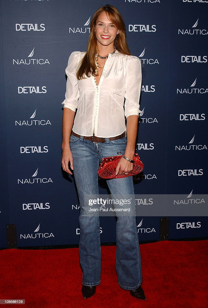 "Nautica & Details ""Next Big Things"" Party - Arrivals"