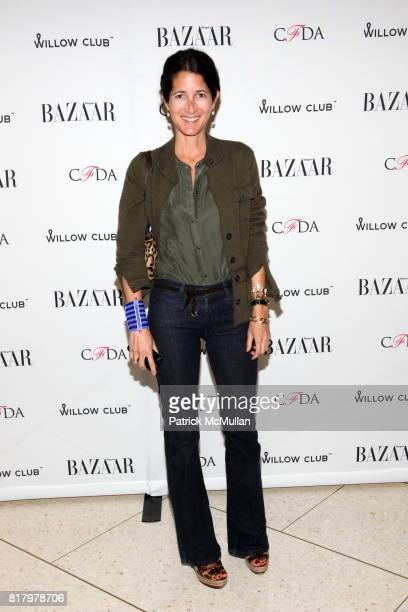 Amanda Ross attend Harper's Bazaar Accessories Bazaar at Avery Fisher Hall in Lincoln Center on September 13th 2010 in New York City