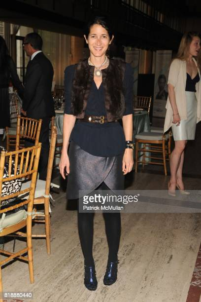 Amanda Ross attends BERGDORF GOODMAN JMENDEL Host a Luncheon at THE NEW YORK CITY BALLET at David H Koch Theater on May 19 2010 in New York City