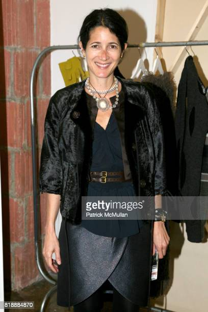 Amanda Ross attends CFDA Fashion Incubator Open House at 209 W 38th St on May 19 2010 in New York City